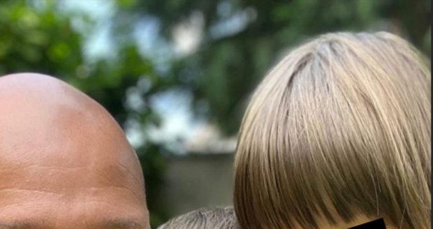 Honza Musil má zatím vnoučata dvě.