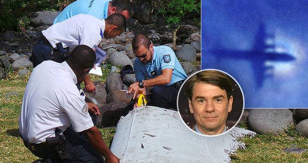 Nebyla to nehoda, tvrdí expert o zmizelém letu MH370. A přidal jasné důkazy