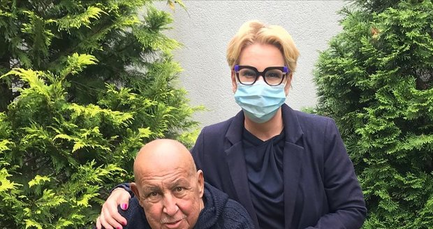 Wanda a Andrej Hrycovi oslavili Den otců.