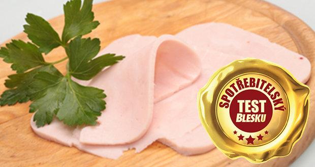 Spotřebitelský test Blesku se tentokrát zaměřil na kuřecí šunky.