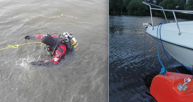 Zaseknutá kotva zkomplikovala posádce plavbu