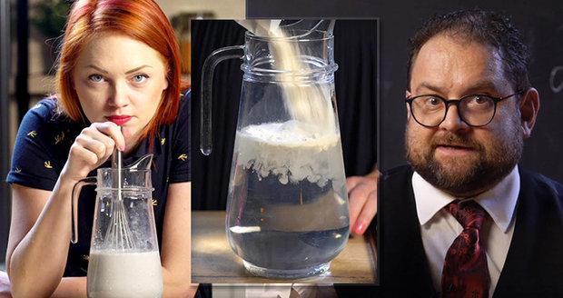 Podívejte se, jak naši prapředci falšovali mléko.