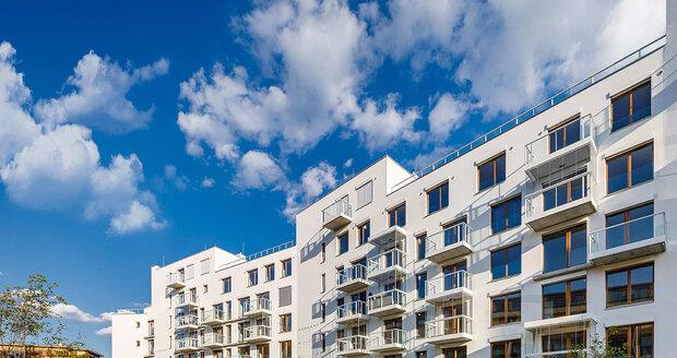 Nové bydlení Terezy Brodské