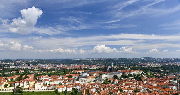 Ceny nových bytů v Praze každoročně stoupají. (ilustrační foto)
