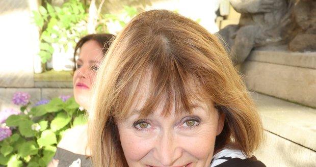 Mejdan ve Four Seasons: Petra Černocká