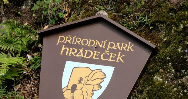 Přírodní park Hrádeček