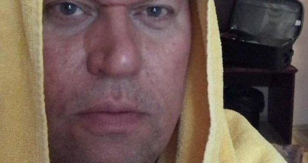 Timo Tolkki si po návratu do Prahy dopřál zaslouženou sprchu.