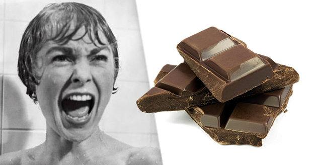 Všechno, co jste dosud nevěděli o čokoládě: Co má společného s hororem Psycho?