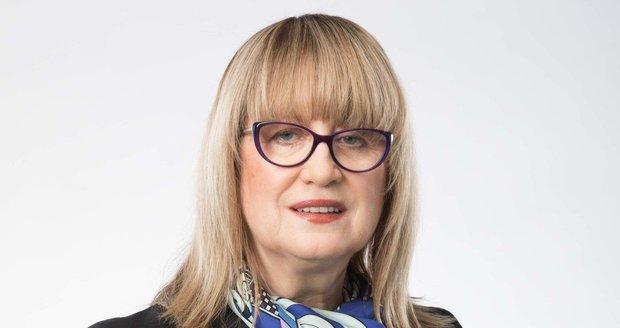 Zastupitelka hlavního města Jaroslava Janderová (ODS)