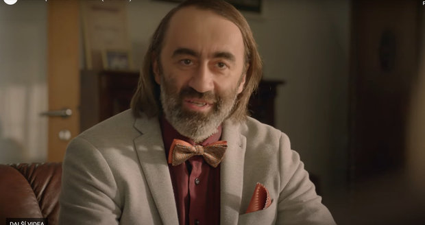 Jakub Kohák ve filmu Ženská pomsta