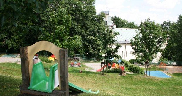 Nová podoba parku Santoška na Malvazinkách