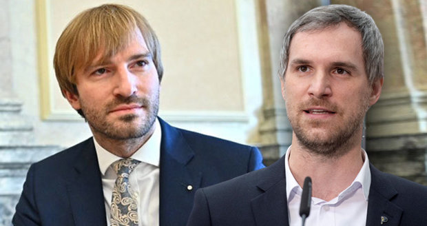 Pražský primátor Zdeněk Hřib a ministr zdravotnictví Adam Vojtěch se dostali do pře kvůli zařazení Prahy do žlutého stupně na semaforu.