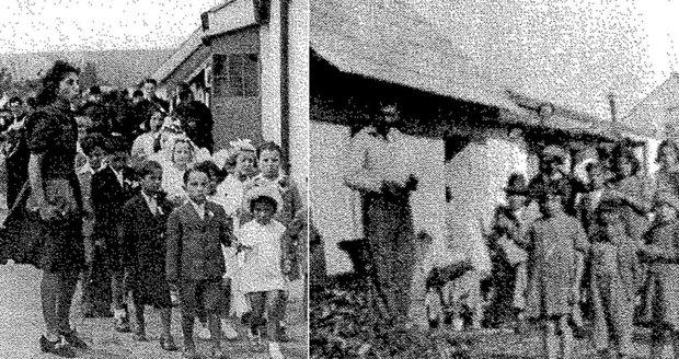Pamětníci o hrůzách romského holokaustu: Marie a Zdeněk promluvili o znásilňování a záchraně dětí