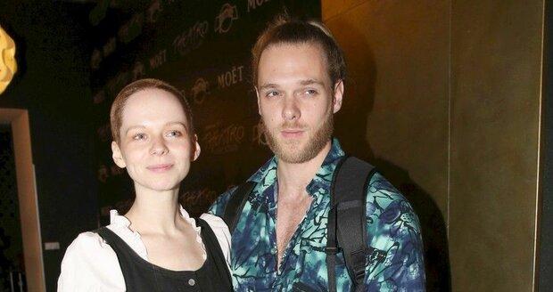 Anna Kameníková s manželem
