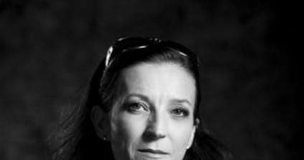 Tanečnice Eva Horáková