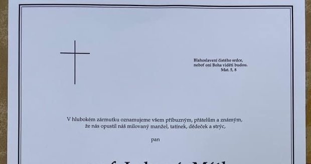 Parte Lubomíra Mátla