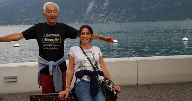 Heidi Janků s manželem na dovolené: Jedna z posledních fotek