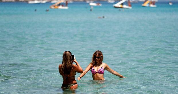 Koronavirus v Evropě: Pláže v Itálii