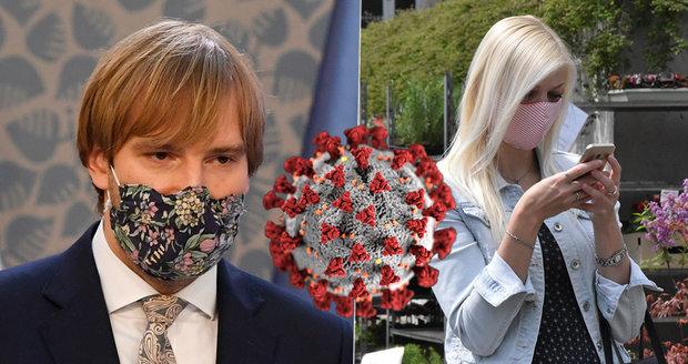 """Koronavirus ONLINE: Přes 500 nakažených v ČR za sobotu. """"Situace je složitější,"""" přiznává Vojtěch"""