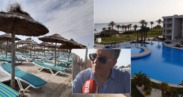 Tuniský ministr pro Blesk zmínil velkou ránu pro zemi. Proč sází na Čechy a Poláky?