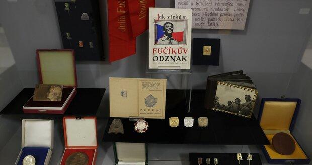 Výstava ReporTvář Julia Fučíka v Národním památníku na Vítkově