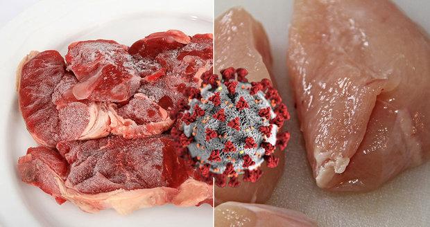 Problém na obzoru? Koronavirus přežije na mraženém mase: Spekulace o nových ohniscích