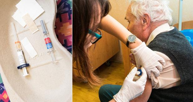 Očkování proti chřipce: Vakcín bude pro Čechy o 200 tisíc víc. Kdy vyrazit za lékařem?