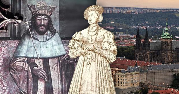 Trudný osud české královny: Barbora byla ve 12 letech vdovou, na svého »krále bene« čekala celý život