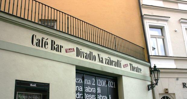 Divadlo Na Zábradlí se otevírá v rámci festivalu Open House veřejnosti.