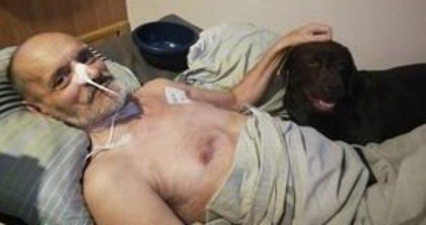 Nevyléčitelně nemocný muž (57) chce vysílat svou smrt online. Macron mu odmítl eutanazii