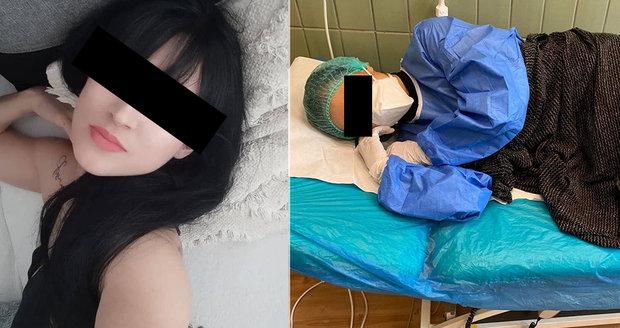 Panika z covidu mezi zdravotníky? Trpící Alenu v Kadani poslali do kouta, se zánětem ledvin jí prý nepomohli