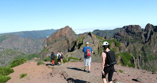 Výšlap do madeirských hor patří k nejkrásnějším zážitkům na ostrově