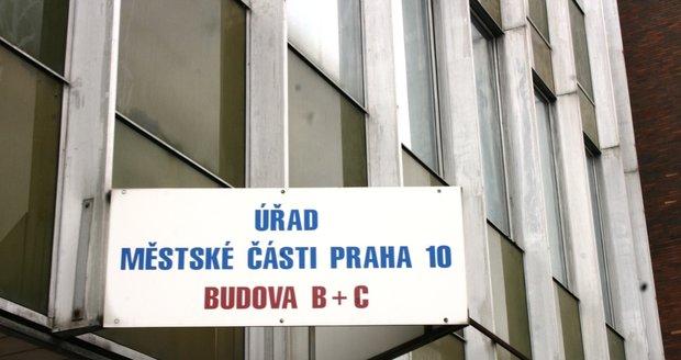 Radnice Prahy 10