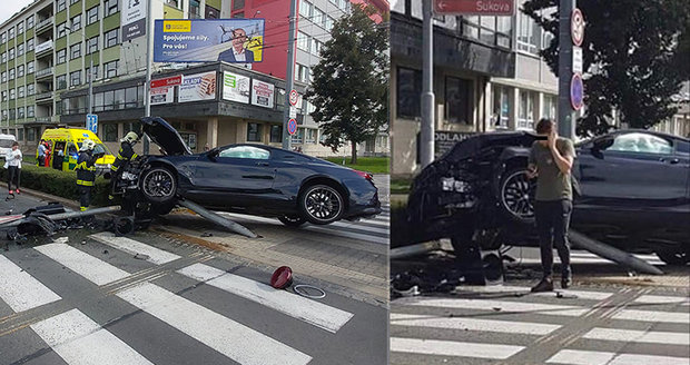 Luxusní BMW