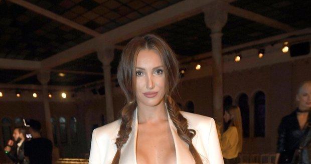 Táňa Makarenko ukázala nového partnera