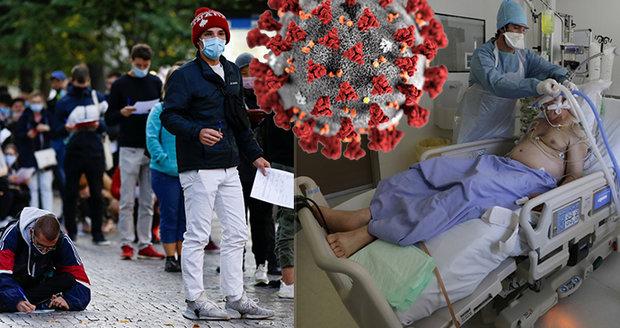 Covid? Jižní Moravu trápí víc svrab, chřipka a černý kašel, ukazují čísla
