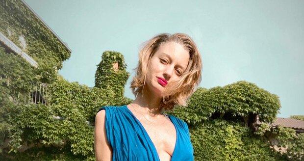 Fotografka Lucie Levá bojuje s rakovinou střev a metastázemi v játrech.