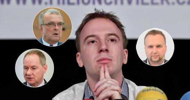 """""""Velmi zvláštní."""" Do Mináře si za kandidaturu rýpl i Kalousek. Politolog je vyděšený"""