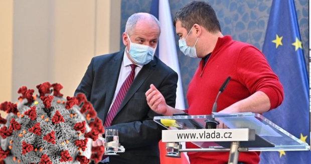 Koronavirus ONLINE: Prymula vládě navrhne nouzový stav. Hamáček i Babiš souhlasí