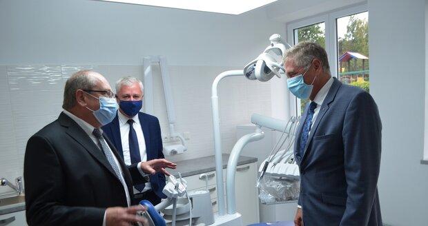 Zubní ordinace ve Vrbně pod Pradědem zahájí provoz již za několik týdnů.