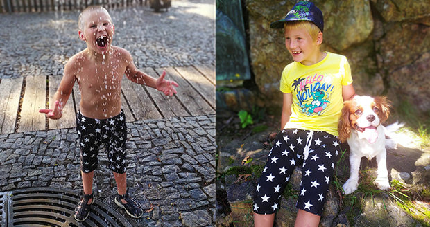 Tadeáš (7) se narodil s Angelmanovým syndromem. Dnes se pacientům s touto nemocí říká také andělské děti.