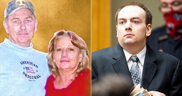 Rodiče odstřihli syna (32) od peněz: Zavraždil je a těla nasekal na kusy, hlavu matky vařil v hrnci!
