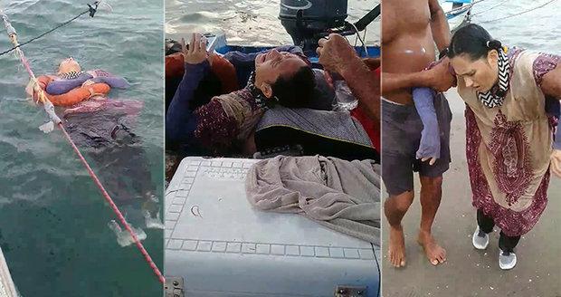 Pohřešovanou ženu našli po dvou letech na moři: Její dcera popsala, co se stalo