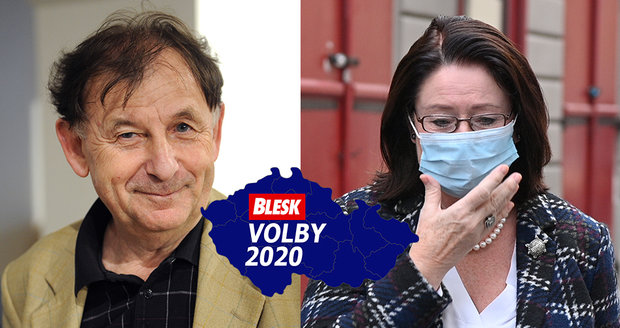 Boje o Senát v Praze: Kdo postoupil do druhého kola? Bodovala Němcová, Žantovský i Smoljak