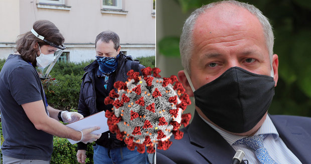 """Koronavirus ONLINE: ČR je v nouzovém stavu, Prymula dál přitvrdí a tisíce nakažených """"zmizely"""""""