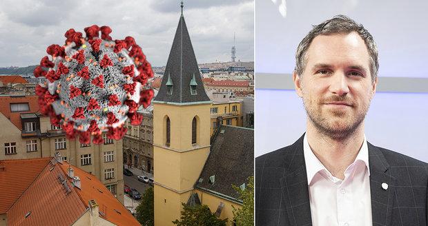 Praha opět posunula rekord. Za pátek v ní přibylo 1 367 nakažených, Hřib prosí o pomoc