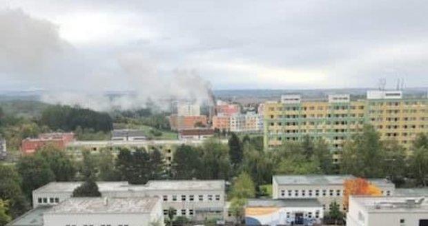 10. říjen 2020: V Proutěné ulici v Újezdu u Průhonic došlo k požáru bytu.