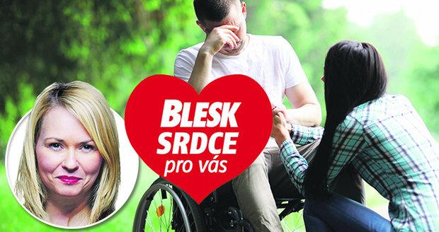 I lidé s handicapem  řeší ve svém životě  sexualitu.