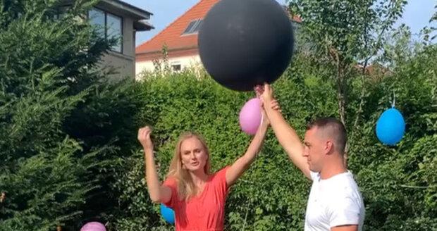 Tereza Fajksová odhalila pohlaví druhého dítěte.