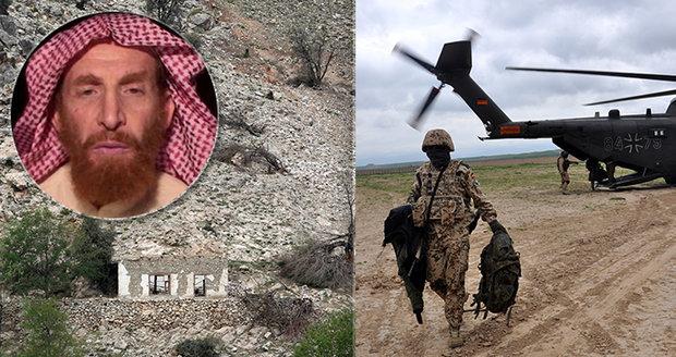 Druhý muž Al-Káidy je mrtvý. Teroristu zabily afghánské jednotky při speciální operaci